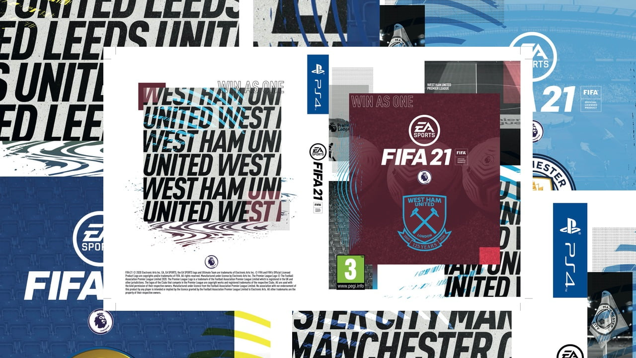 How To Download Your Team S Fifa 21 Club Pack Cover Art Thumbsticks