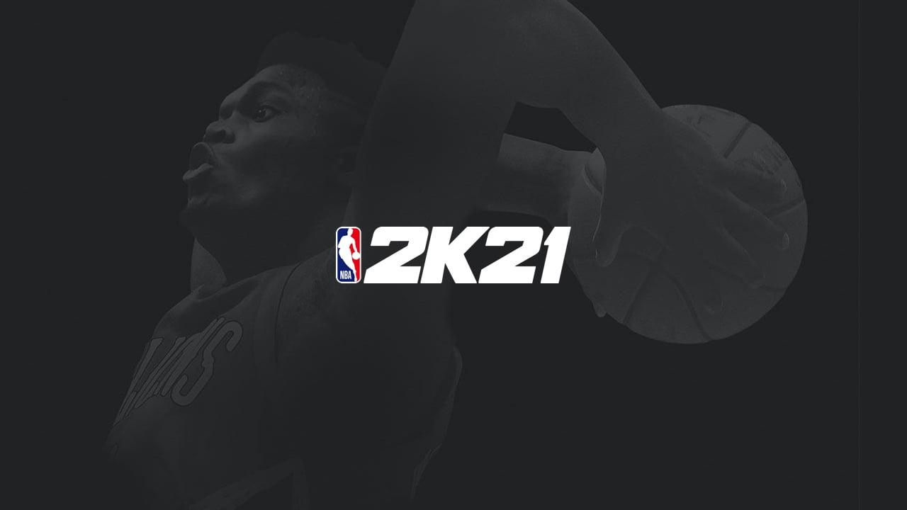 NBA2K21 artwork