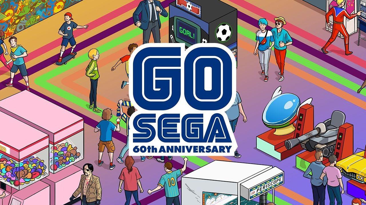 Sega 60th anniversary steam sale
