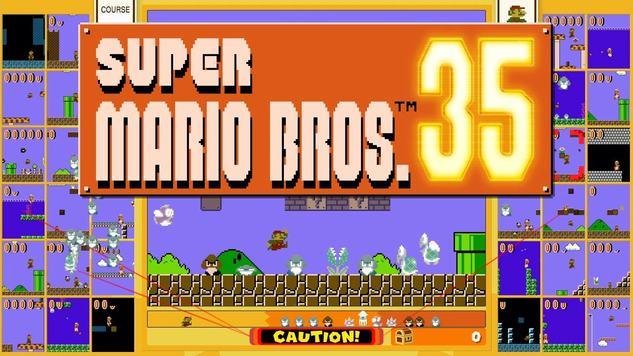 Super Mario Bros. 35 - Nintendo Switch