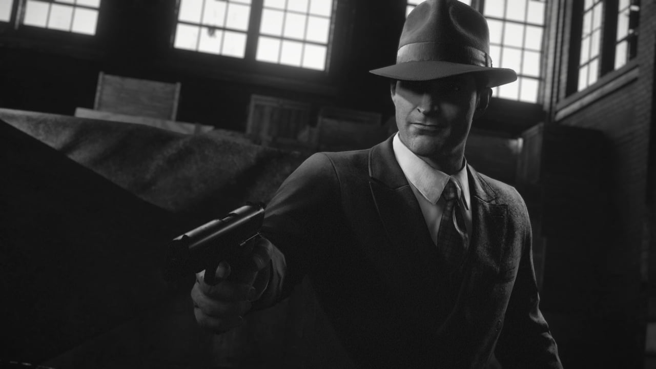 Mafia Definitive Edition - Noir Mode