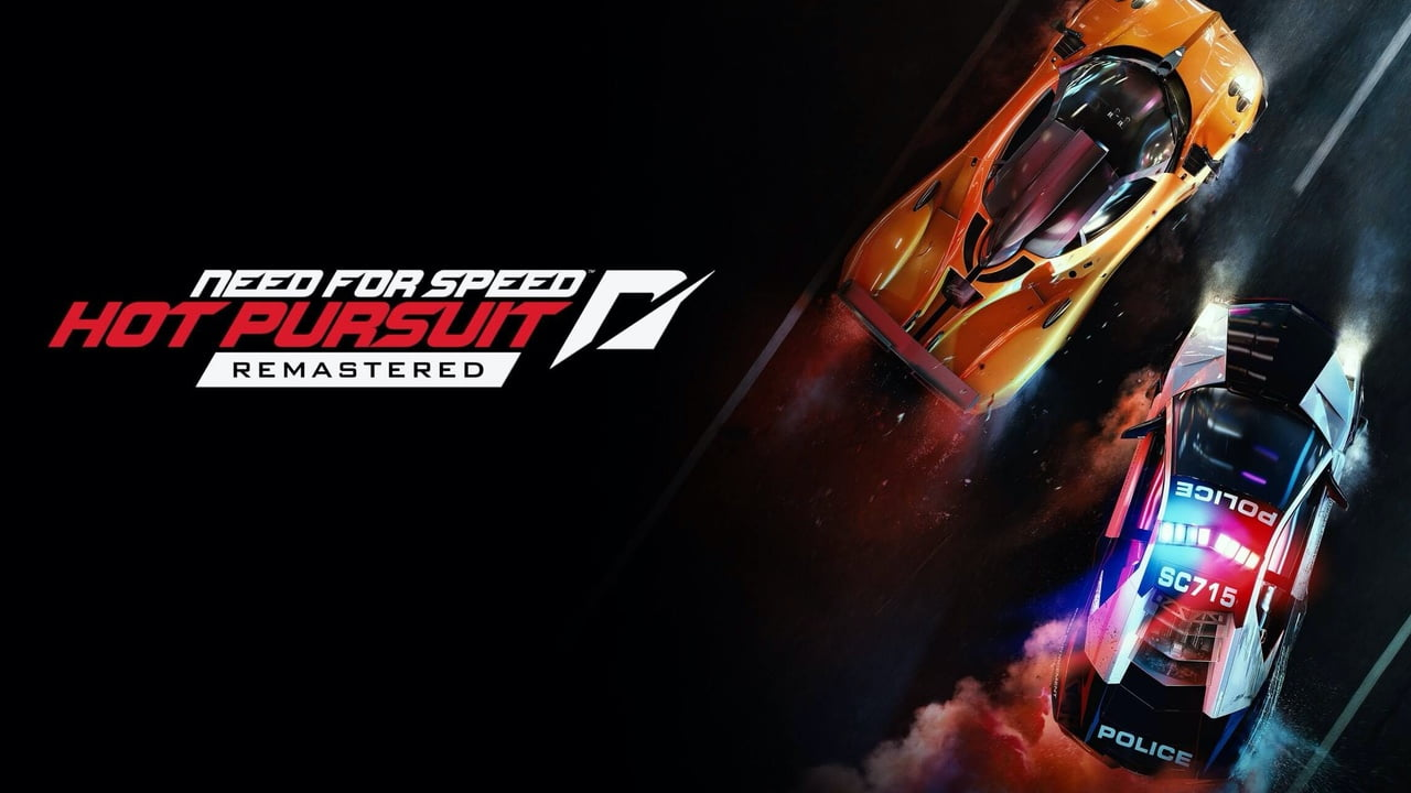 Need for Speed: Hot Pursuit Remastered keyart