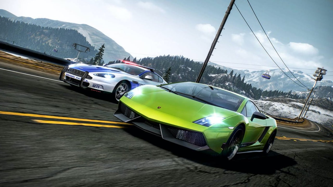 Need for Speed: Hot Pursuit Remastered screenshot