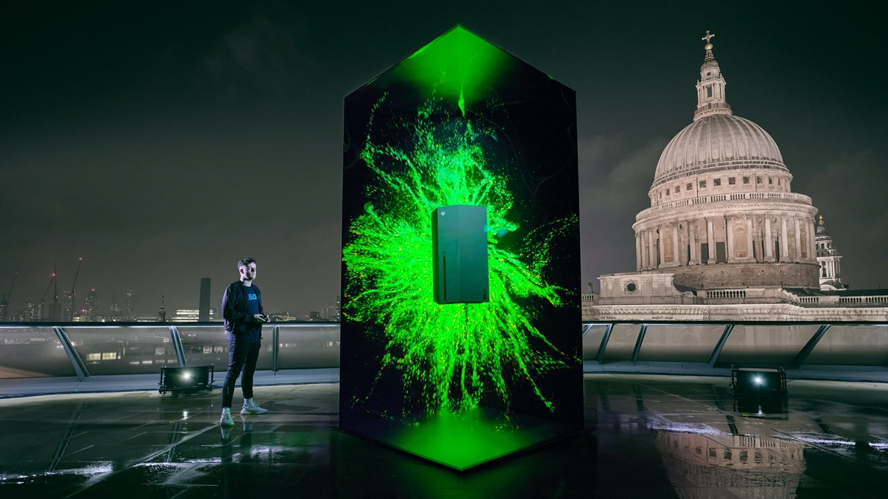 Xbox Series X UK launch