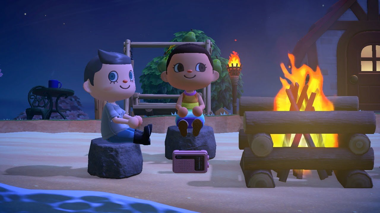 Animal Crossing: New Horizons - video games and mental health