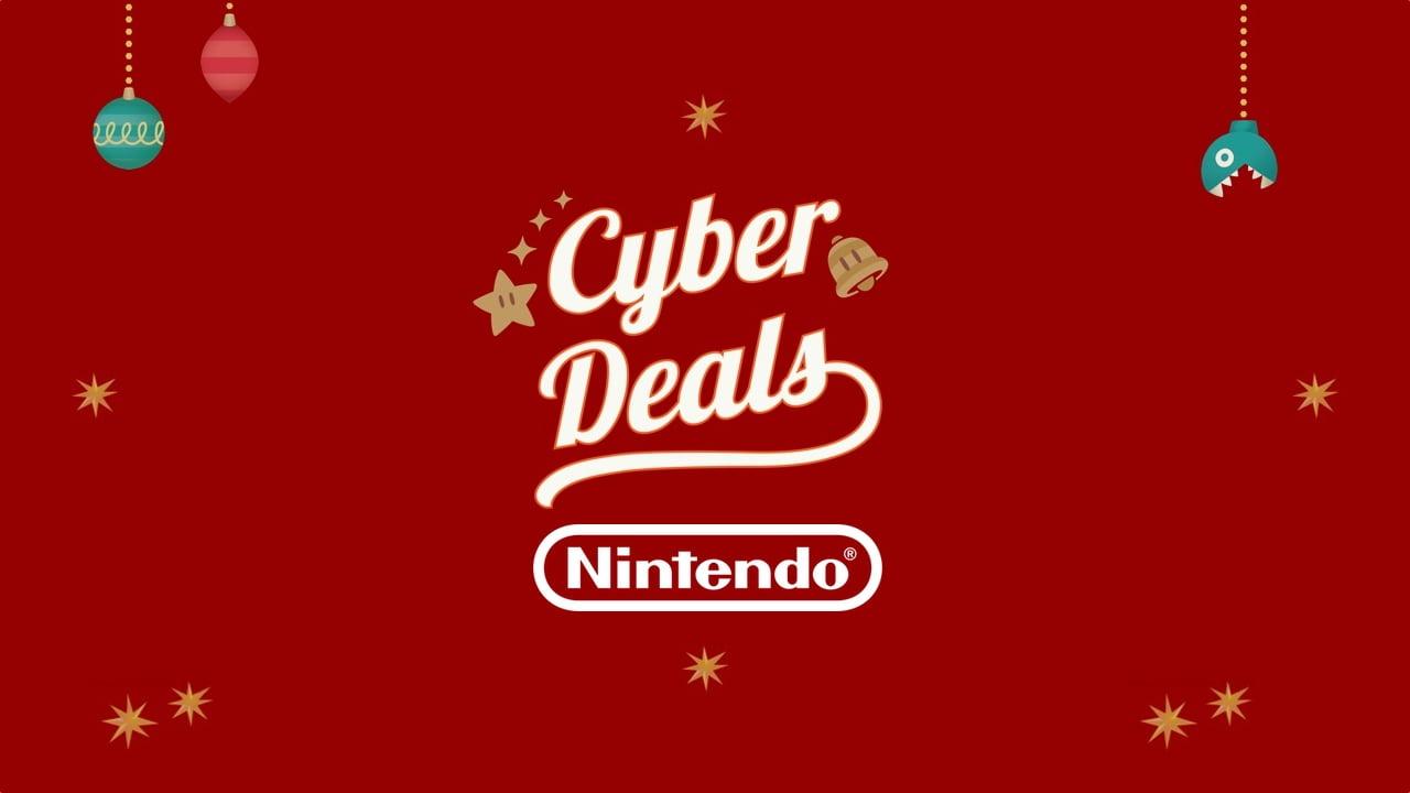 Nintendo eShop Cyber Deals Sale