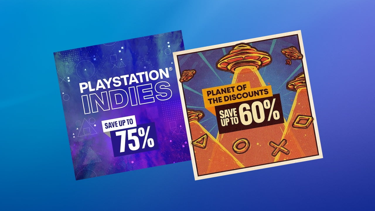 Two PlayStation Store Sales