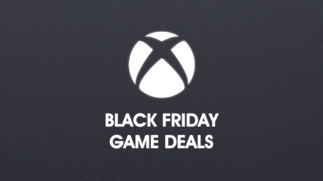 Xbox Black Friday Game Sale