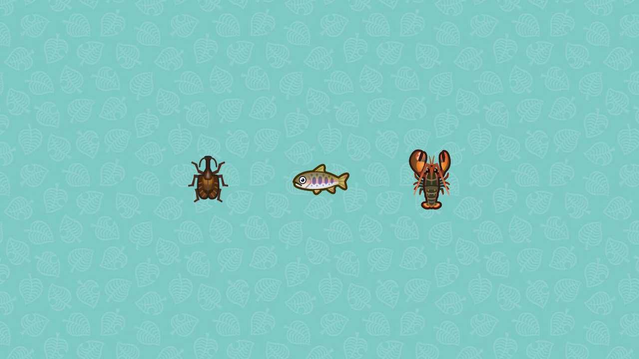 Animal Crossing: New Horizons - List of Bugs, Fish, Sea Creatures leaving in December