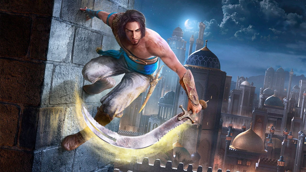 Prince of Persia: Sand of Time Remake