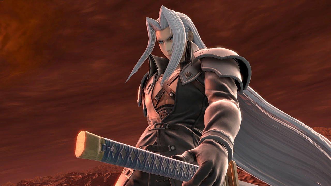 Sephiroth - Super Smash Bros Ultimate