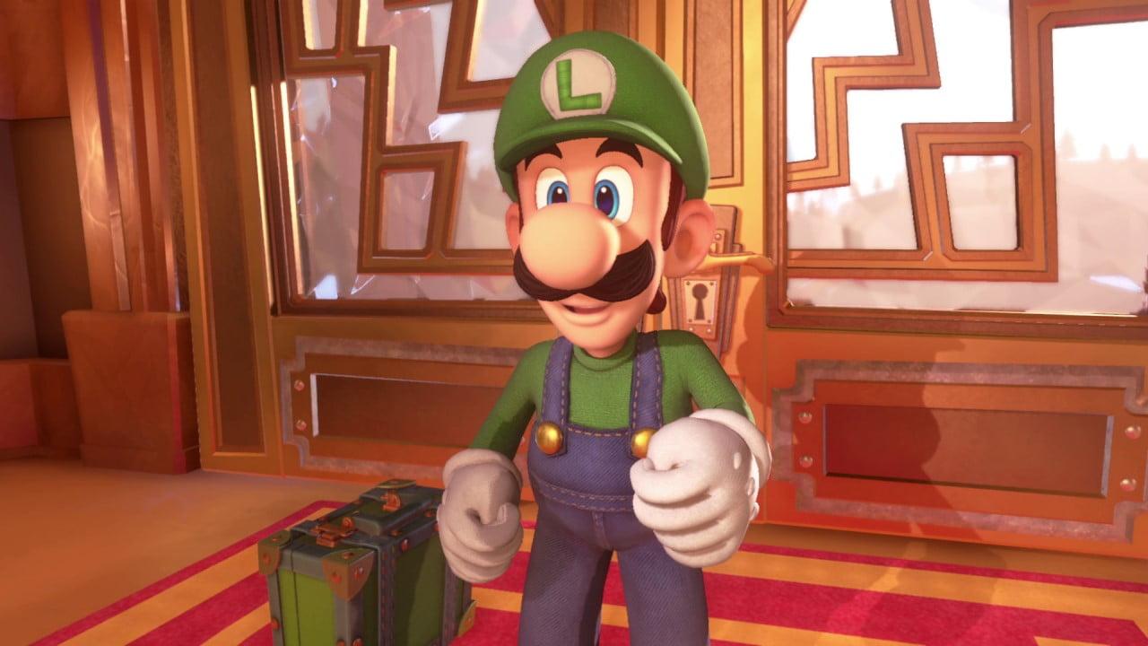 Luigi's Mansion 3 Next Level Games