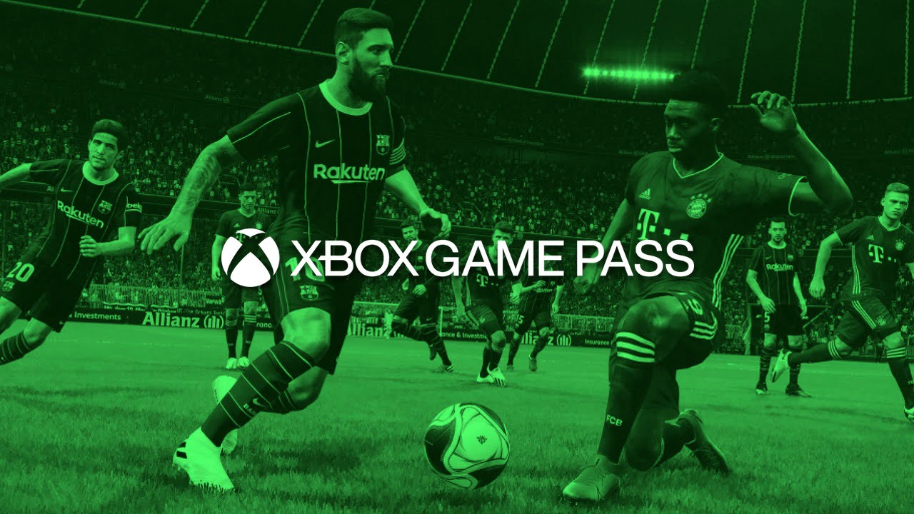 Xbox Game Pass - PES 2021