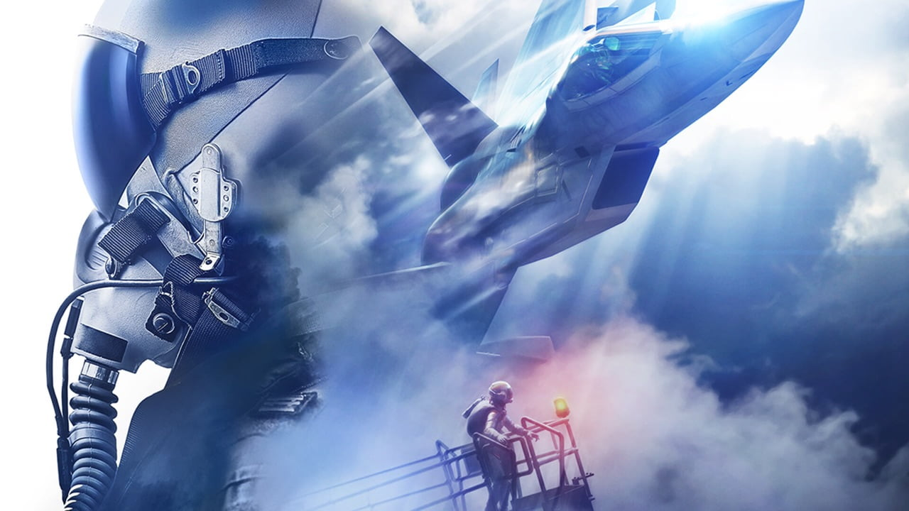 Ace Combat 7: Skies Unknown key art