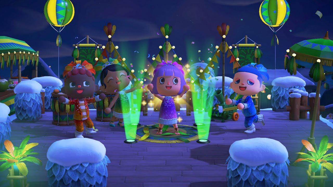 Animal Crossing: New Horizons - Festivale