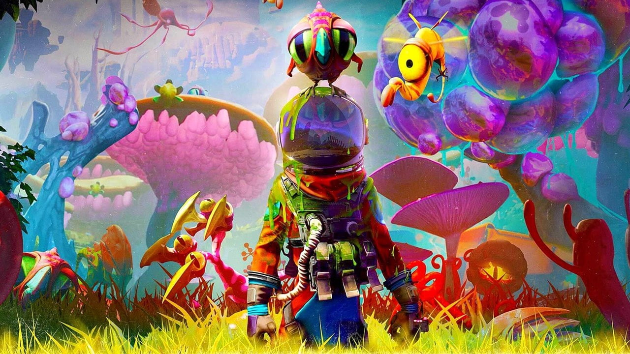 Journey to the Savage Planet - Stadia
