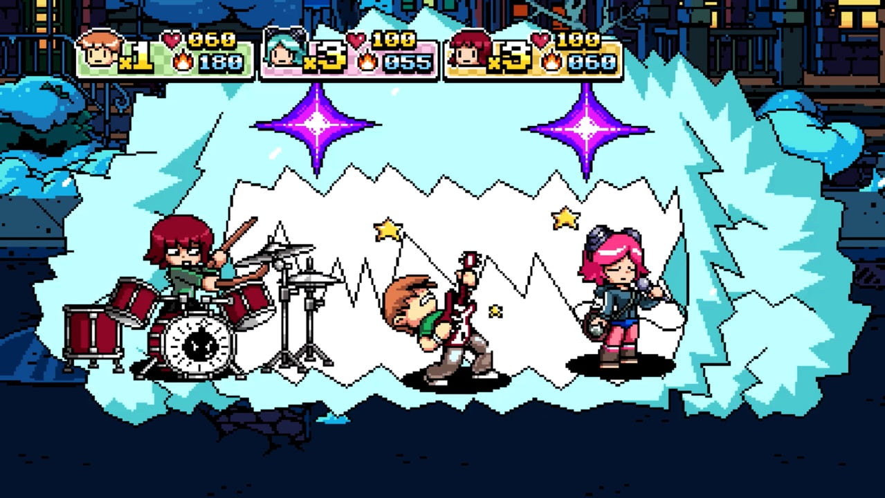Scott Pilgrim vs. The World: The Game – Complete Edition - Screenshot