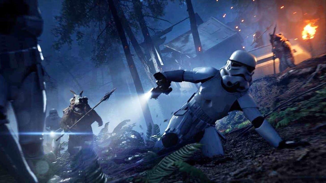 Star Wars: Battlefront 2 - Endor