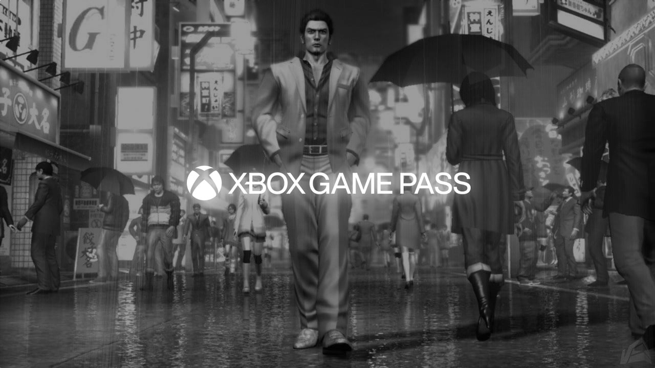 Xbox Game Pass - Yakuza