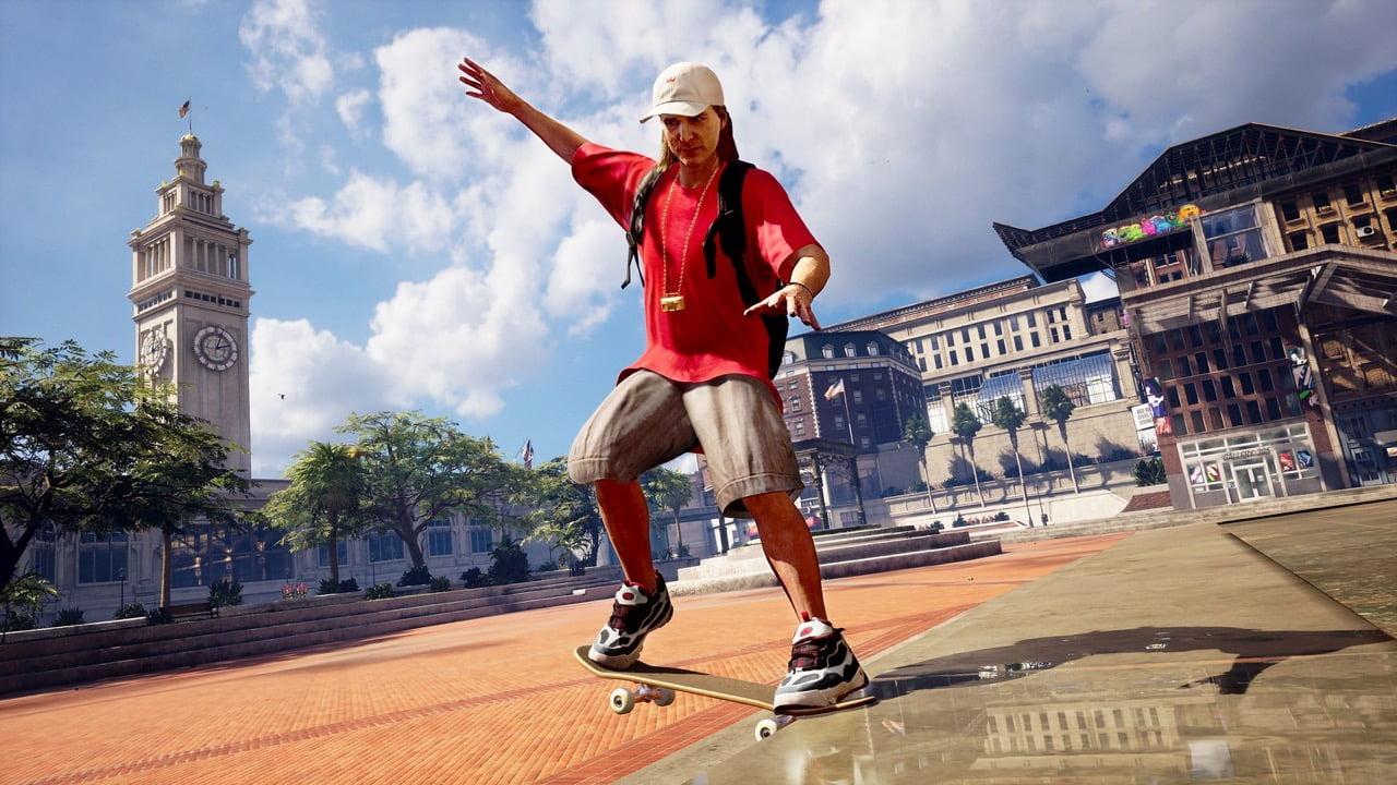 Tony Hawk's Pro Skater 1 + 2 - PS5, Xbox Series X, Nintendo Switch