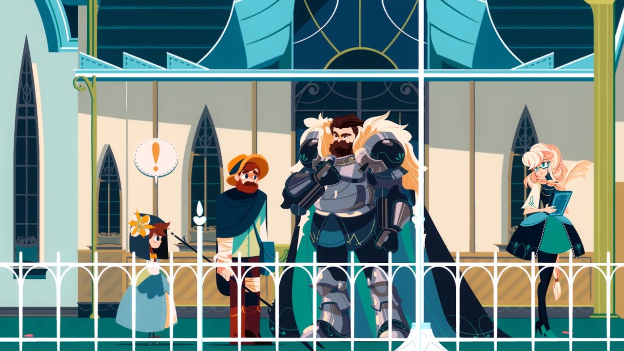 Cris Tales - screenshot