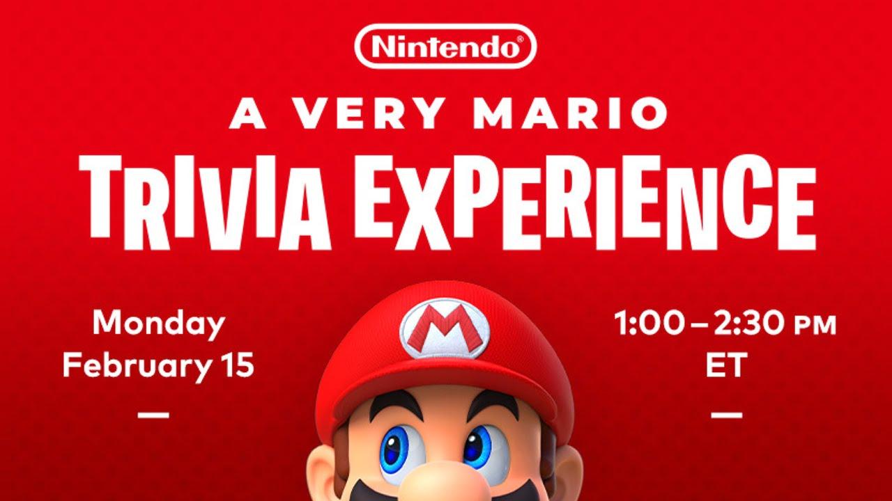 Very Mario Trivia Experience
