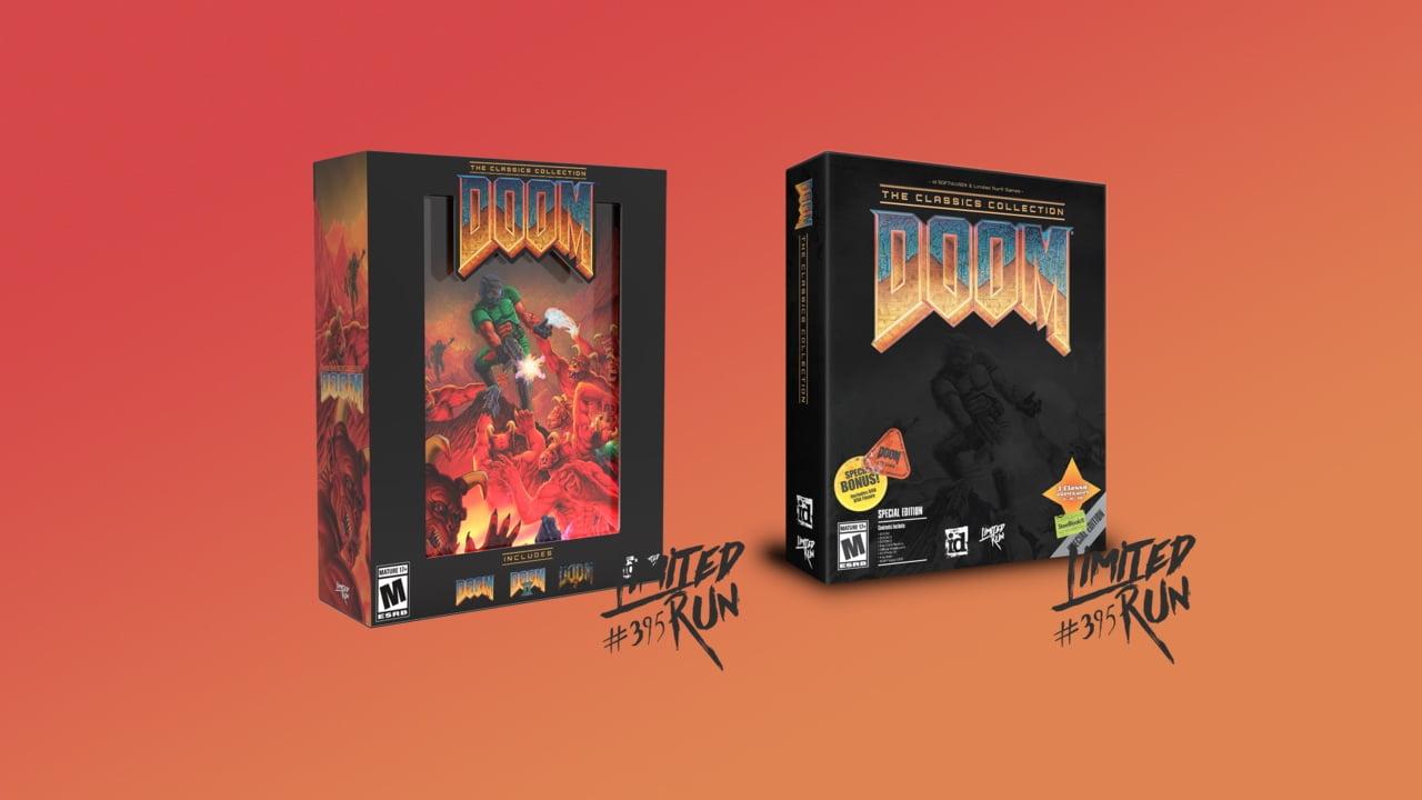 The Doom Classics Collection