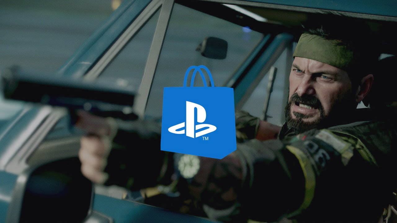 PlayStation Store - Call of Duty Cold War Black Ops