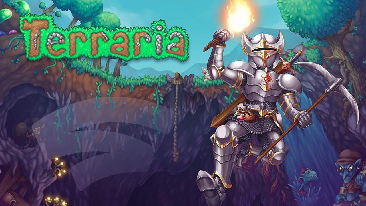 Terraria - Google Stadia