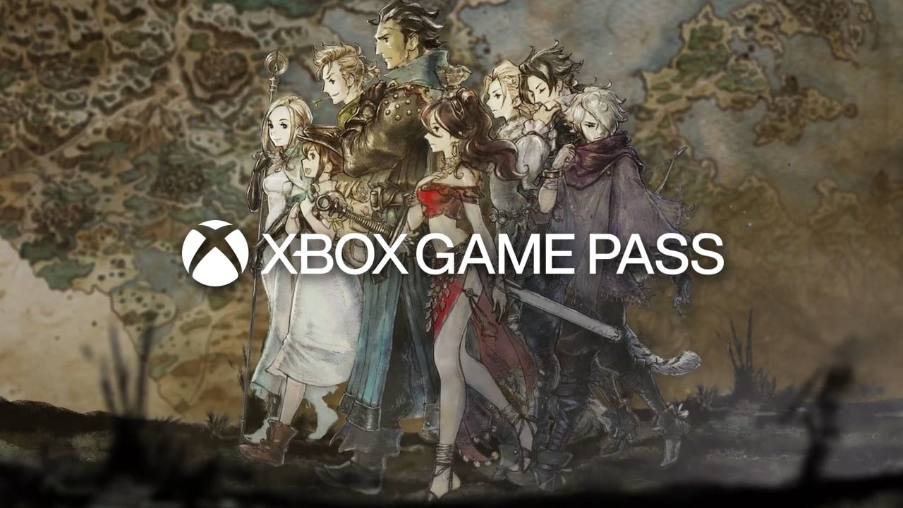 Xbox Game Pass - Octopath Traveler