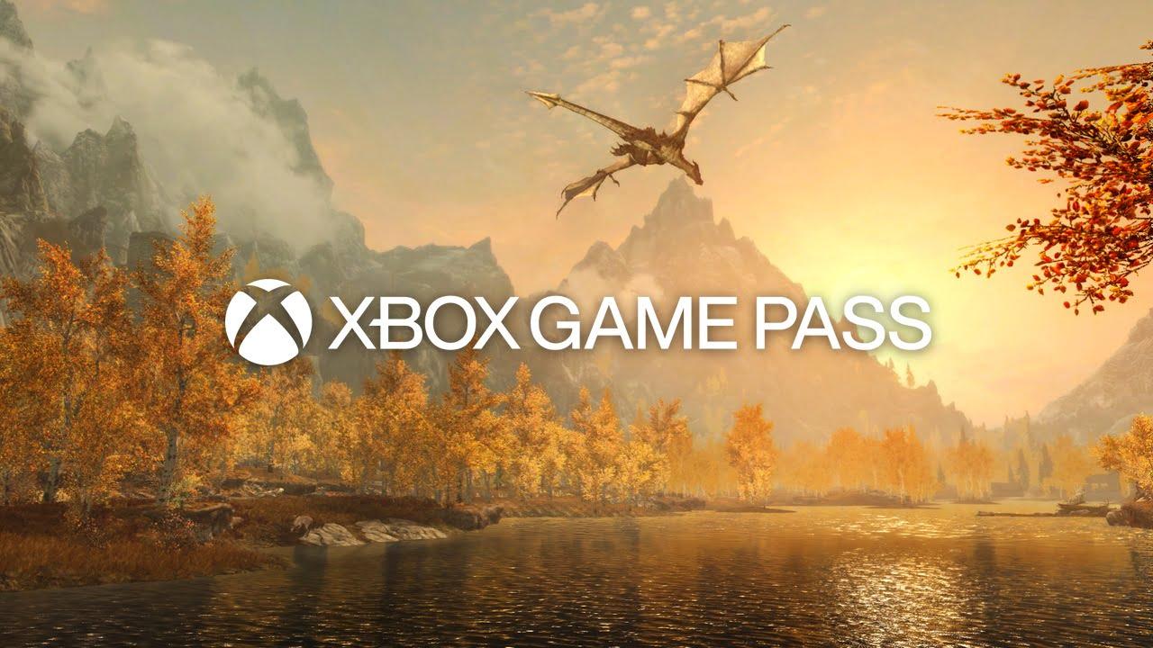 Xbox Game Pass - Skyrim