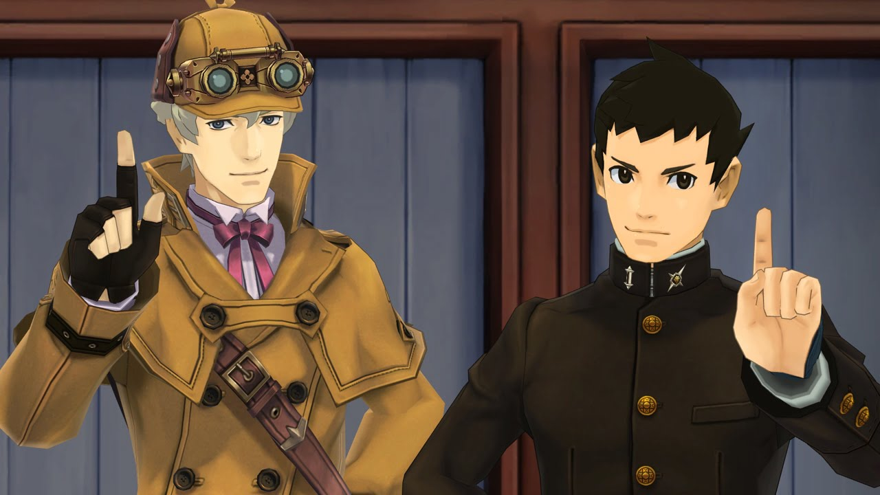 The Great Ace Attorney Chronicles screenshot