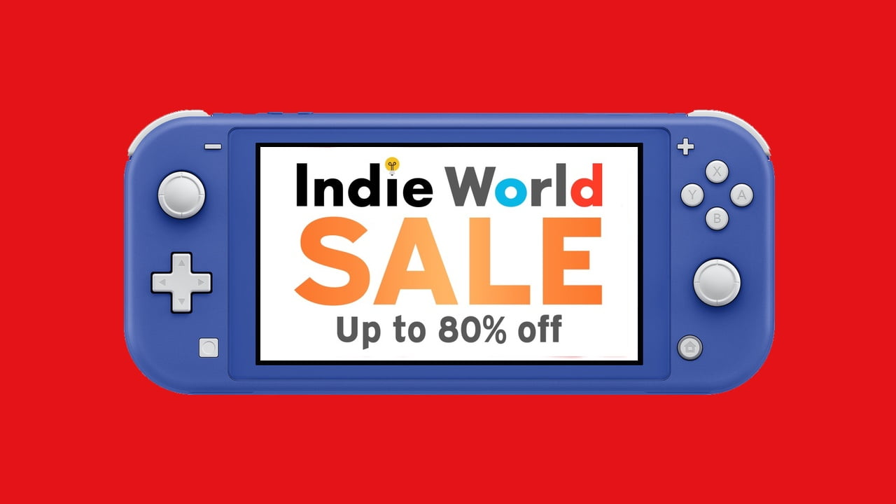Nintendo Switch Indie World Sale