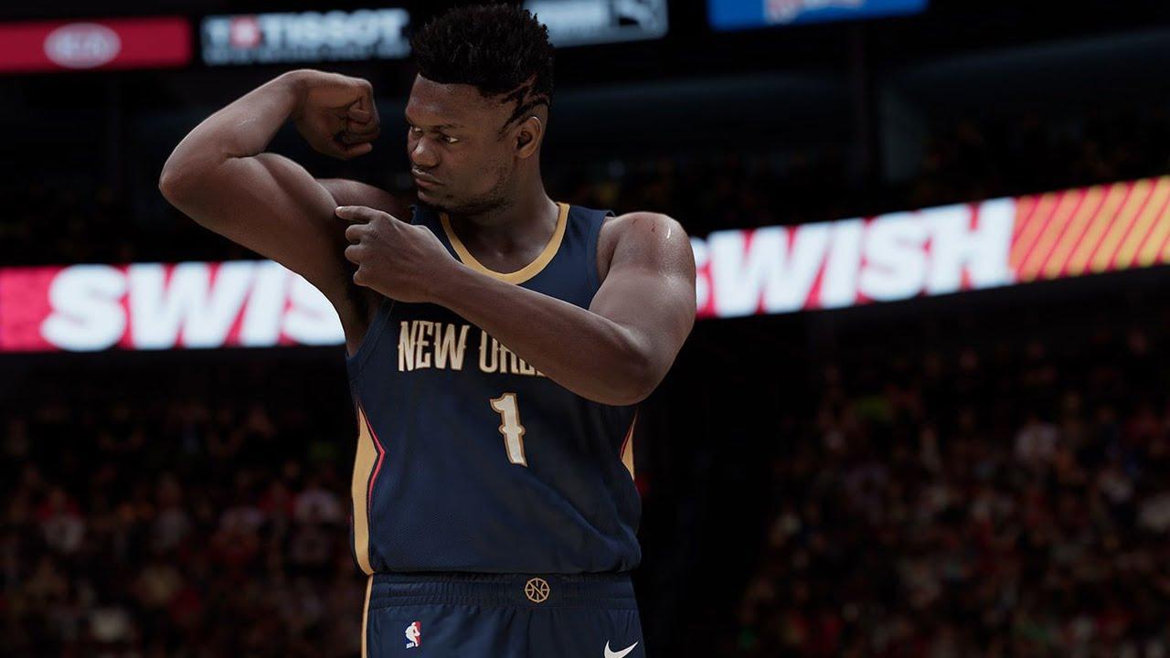 NBA 2K21 Xbox screenshot
