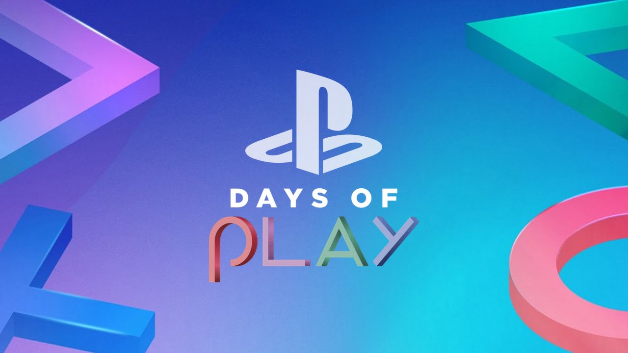PlayStation Store - Days of Play Sale