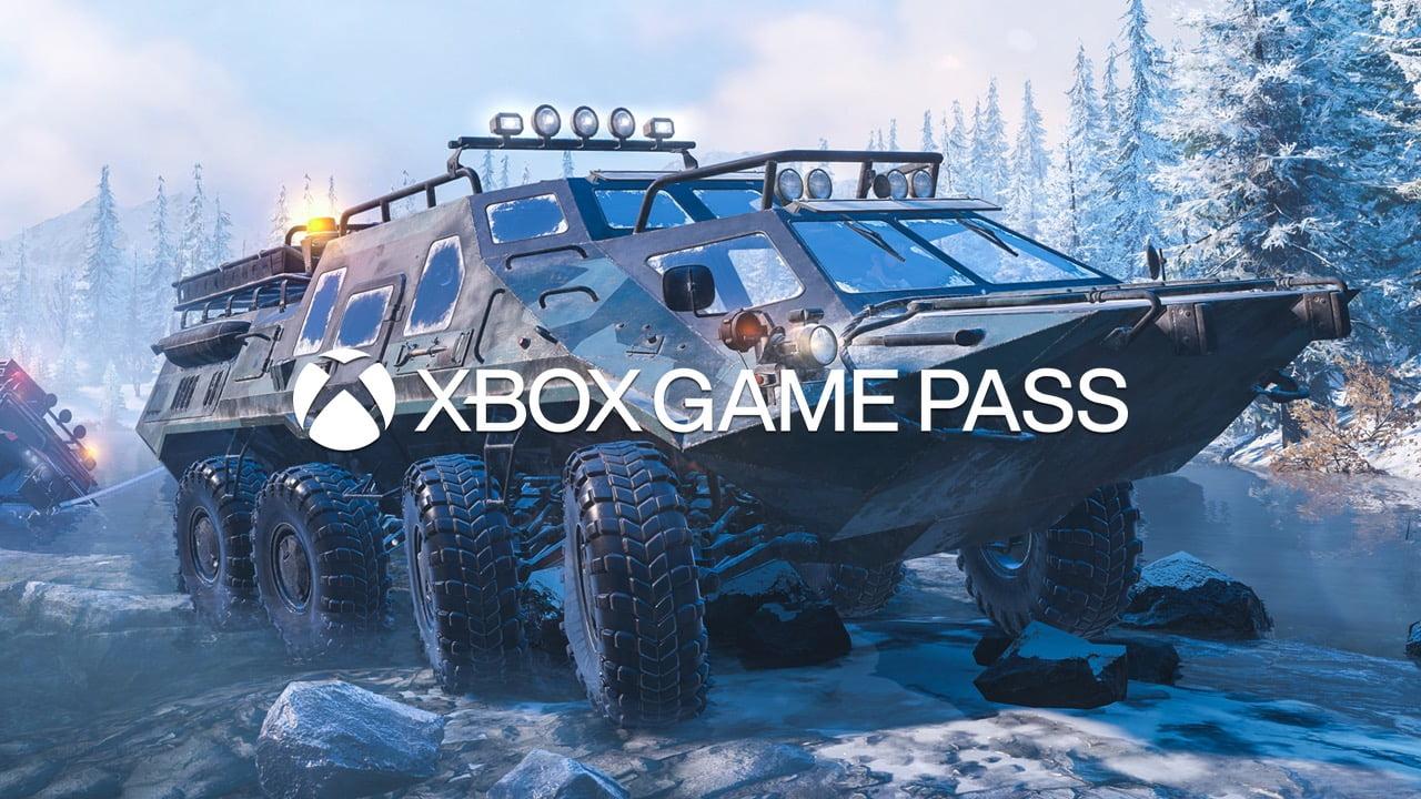 Xbox Game Pass - Snowrunner