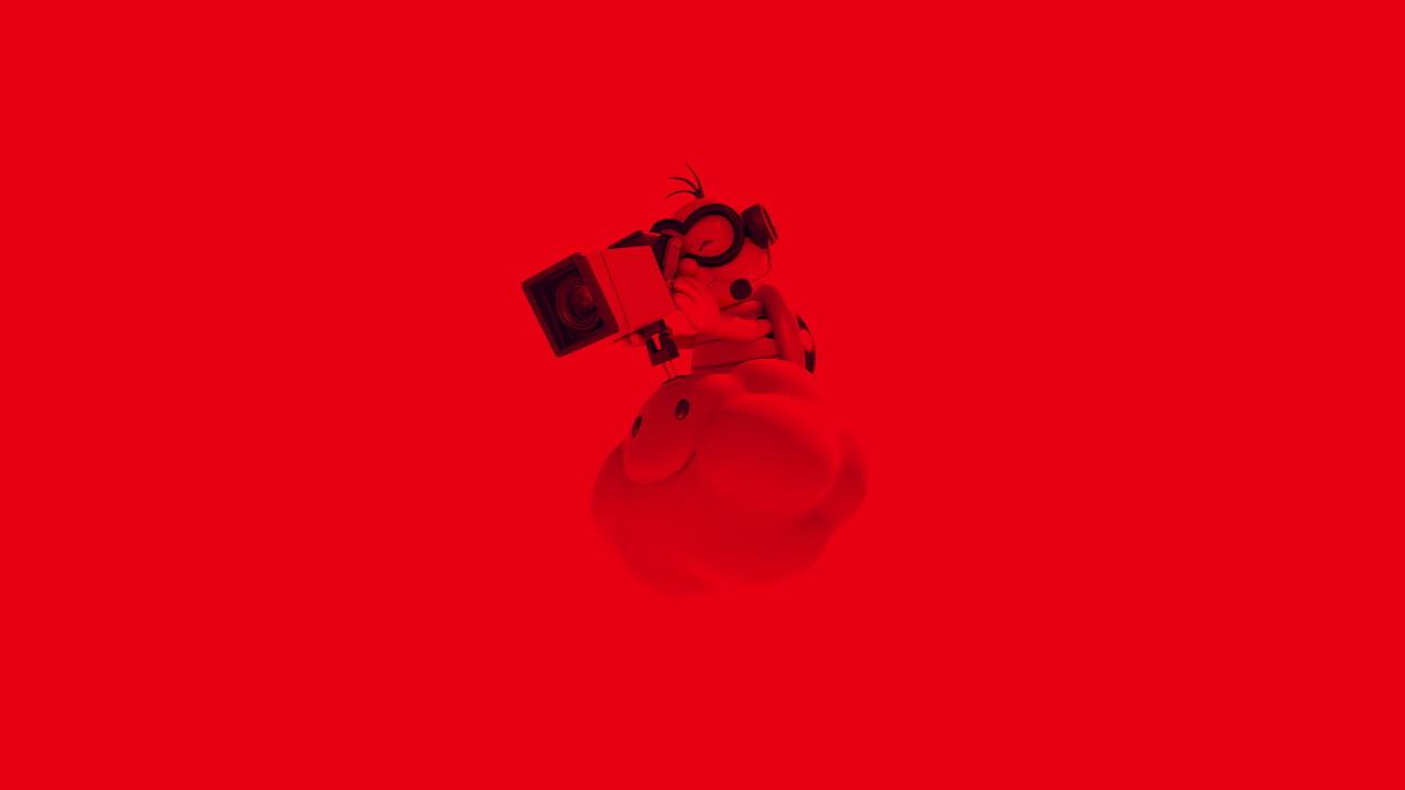 Lakitu camera red