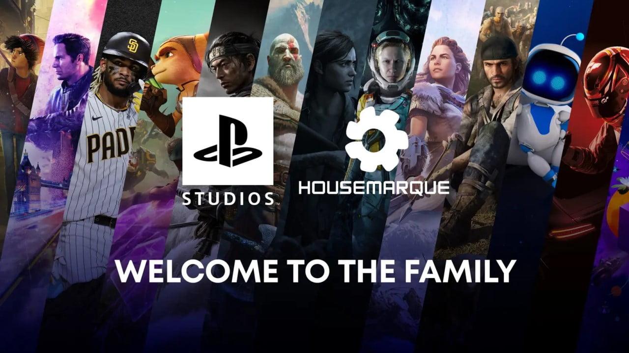 PlayStation Studios acquires Housemarque