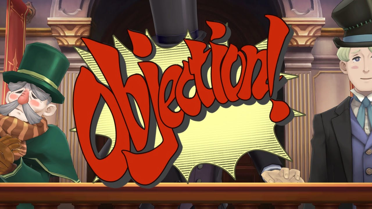 The Great Ace Attorney Chronicles - Objection!