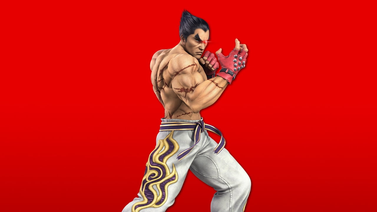 Kazuya - Super Smash Bros. Ultimate