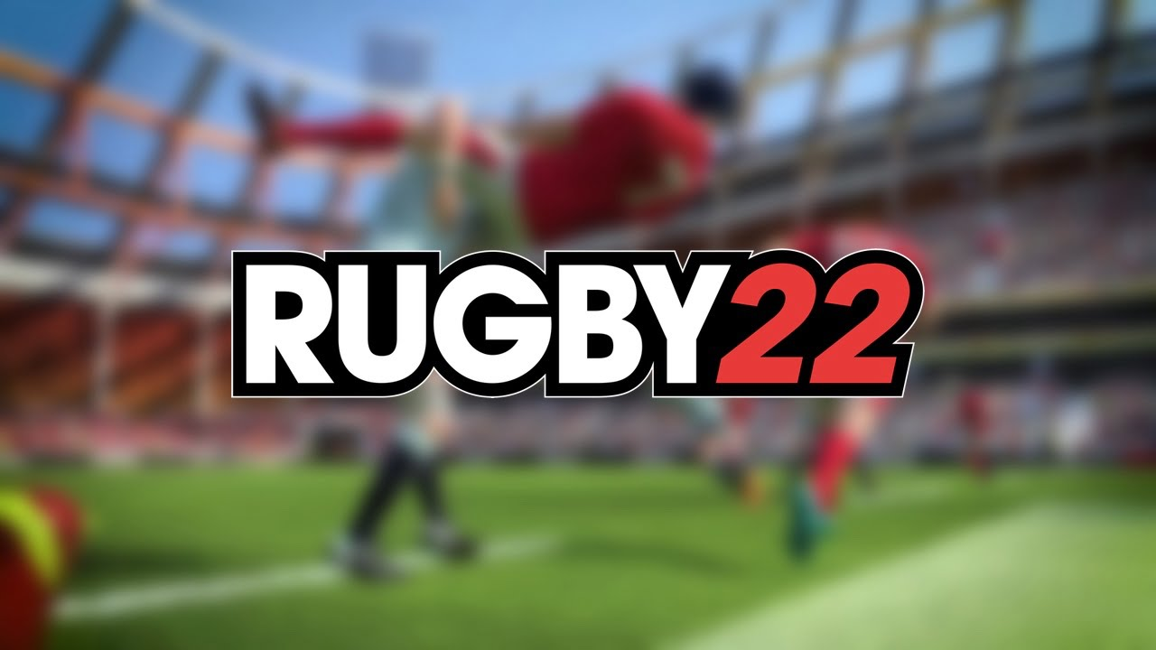 Rugby 22 game logo