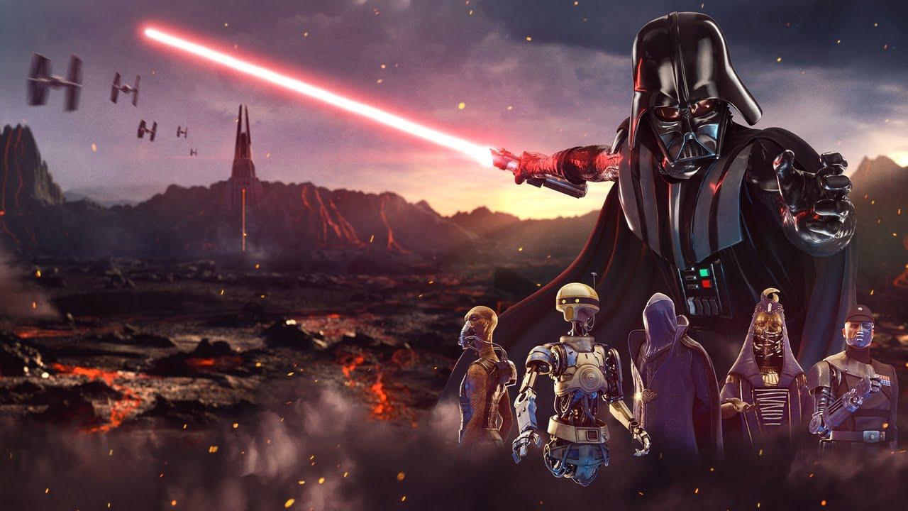 Star Wars Vader Immortal - PS VR