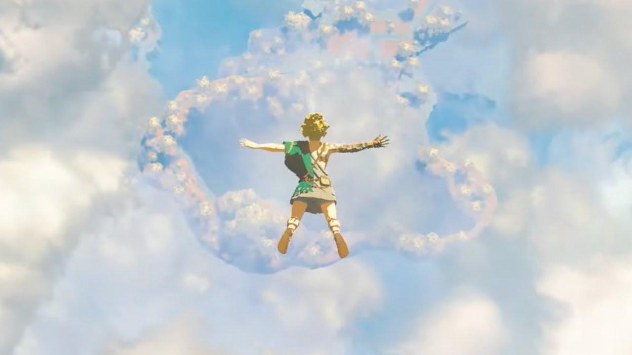 The Legend of Zelda: Breath of the Wild 2 - Nintendo E3 2021
