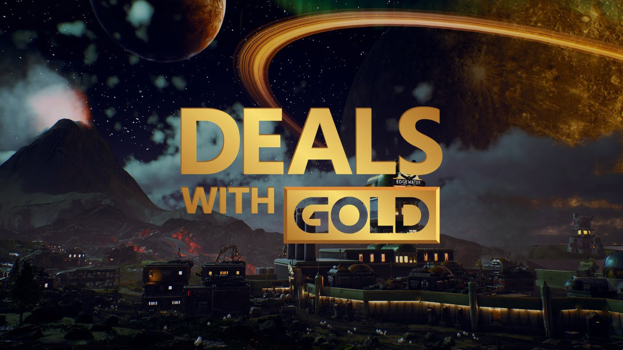 Xbox Deals with gold - The Outer Worlds
