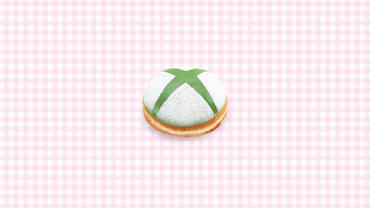 Krispy Kreme Xbox Nexus Level doughnut