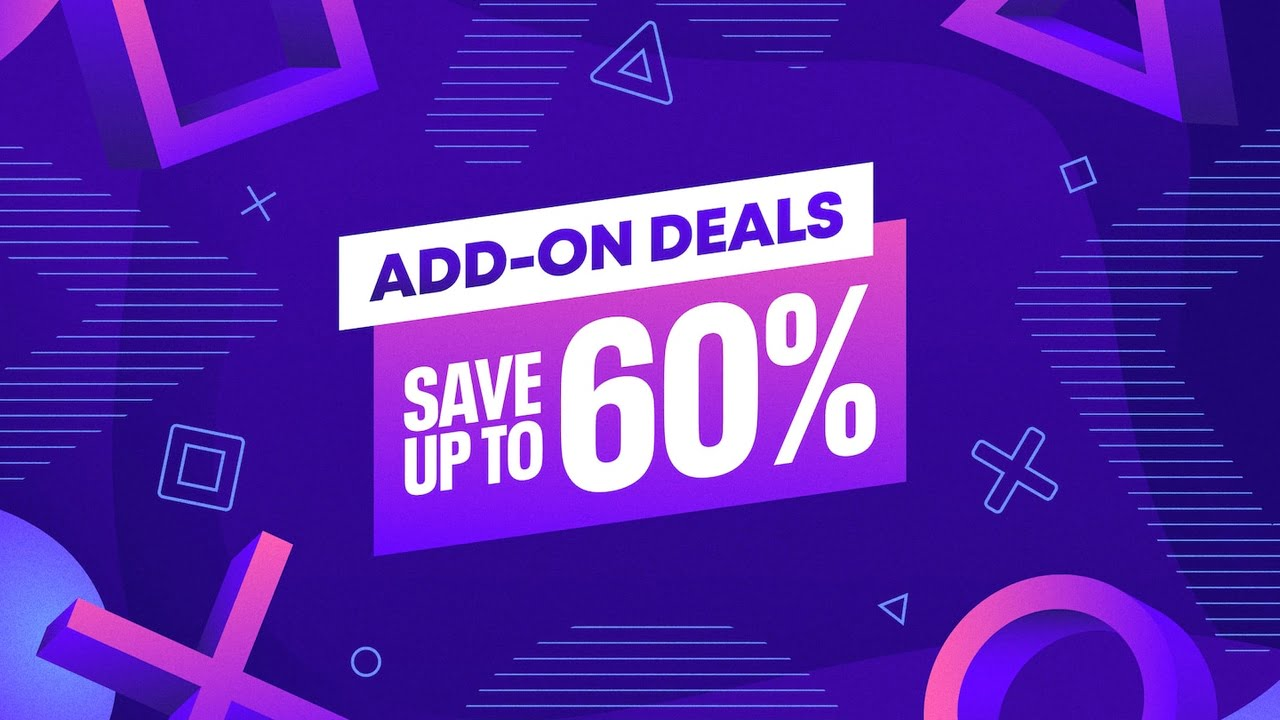 PlayStation Store - Add-on Sale