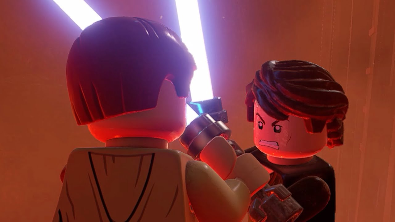 Lego Star Wars: The Skywalker Saga trailer