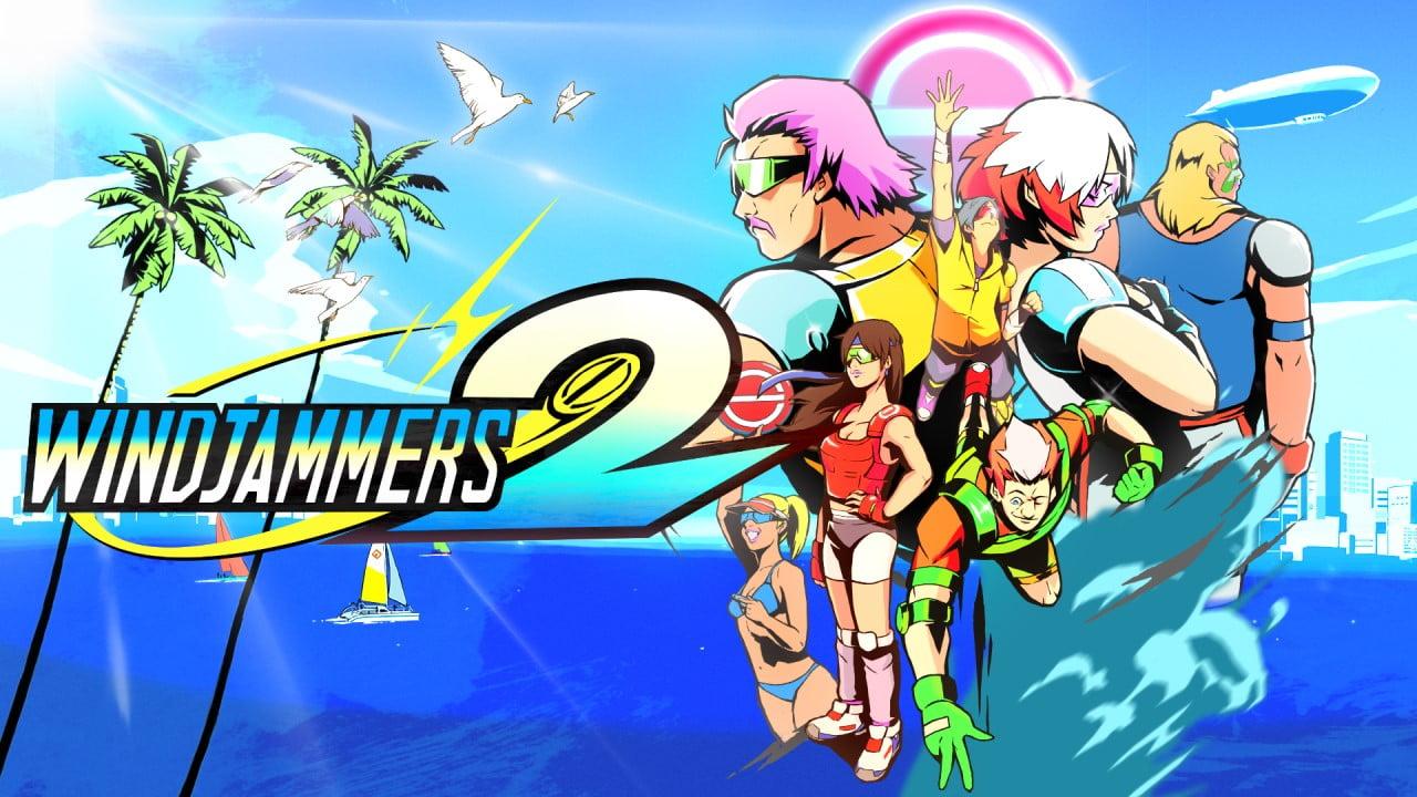 windjammers 2 open beta