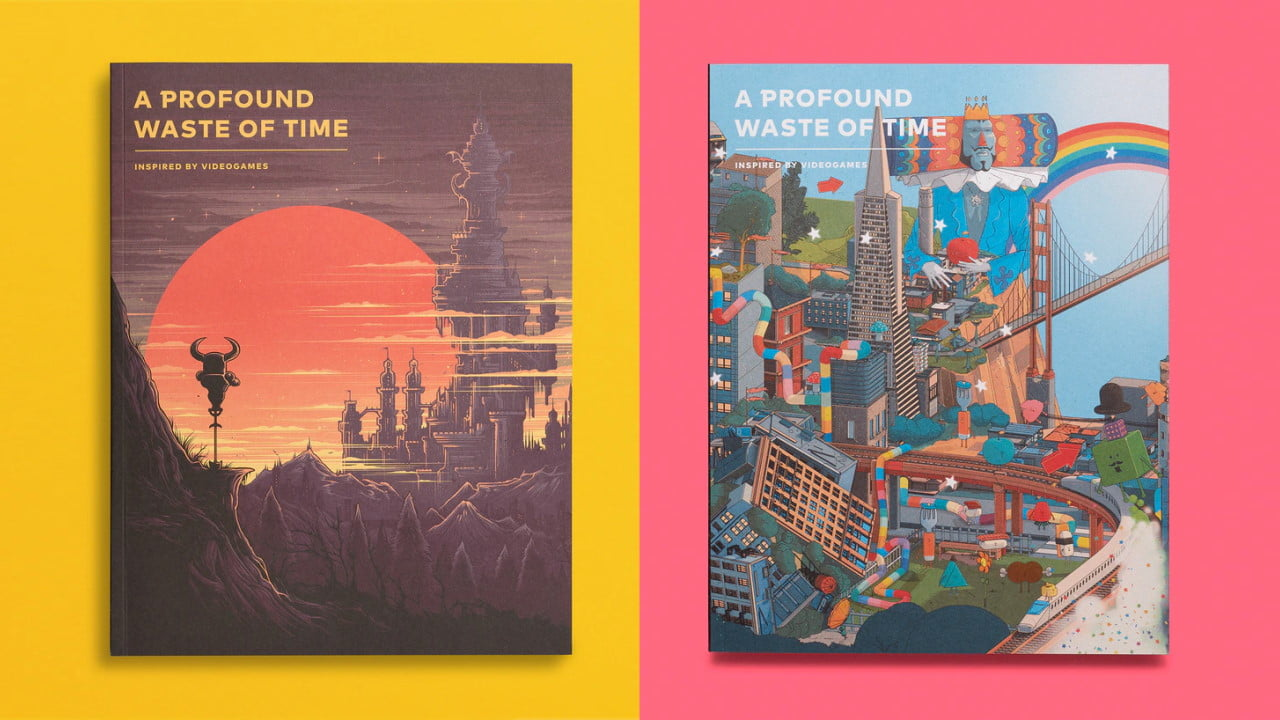 A Profound Waste of Time The Reprint Kickstarter
