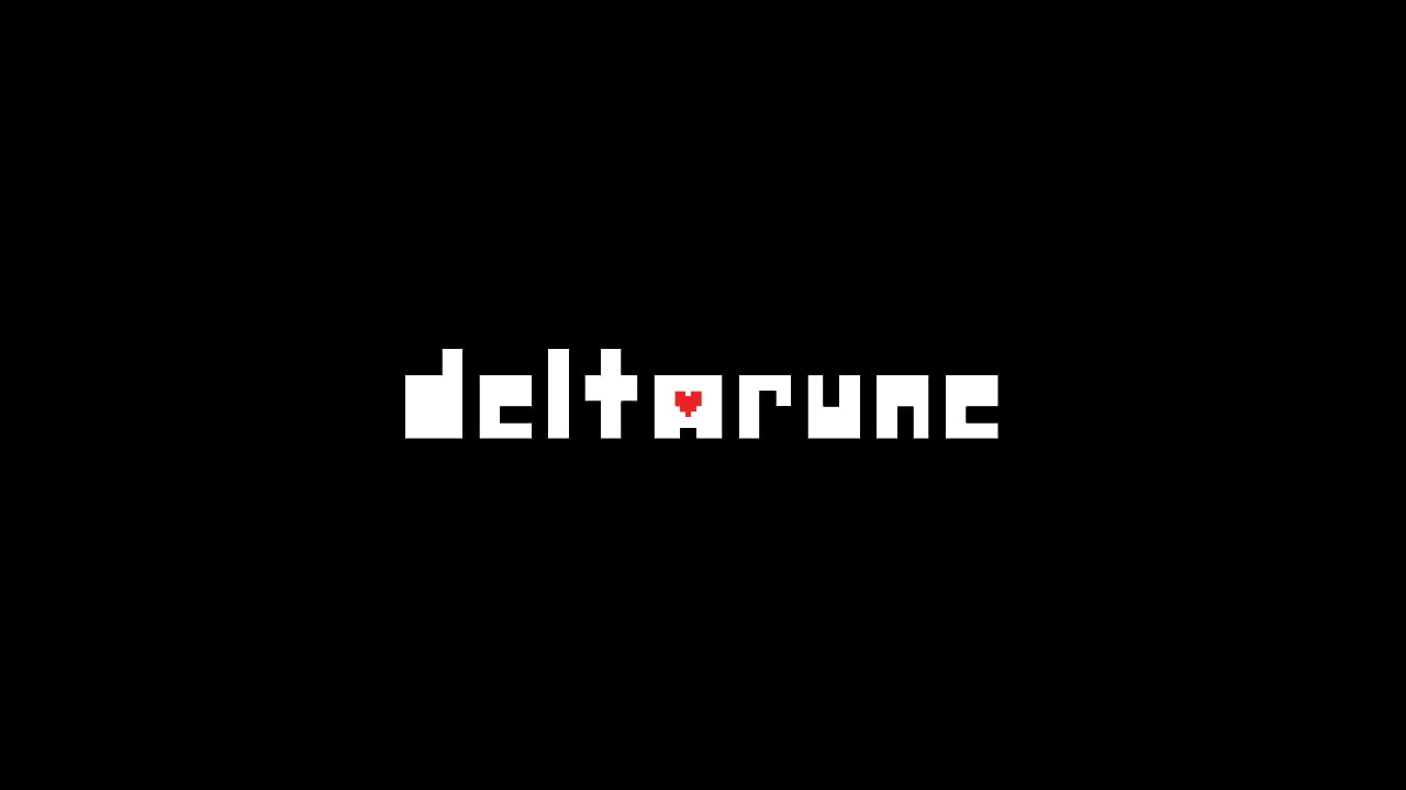 Deltarune logo